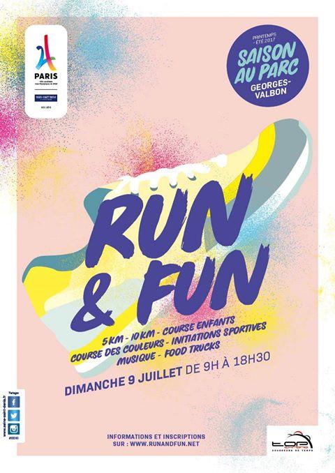 run & fun